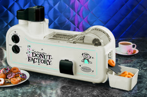 The Automatic Mini Donut Factory