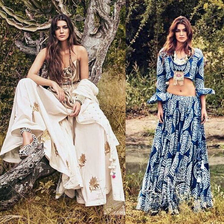 Kriti Sanon for Vogue India 2017 photoshoot