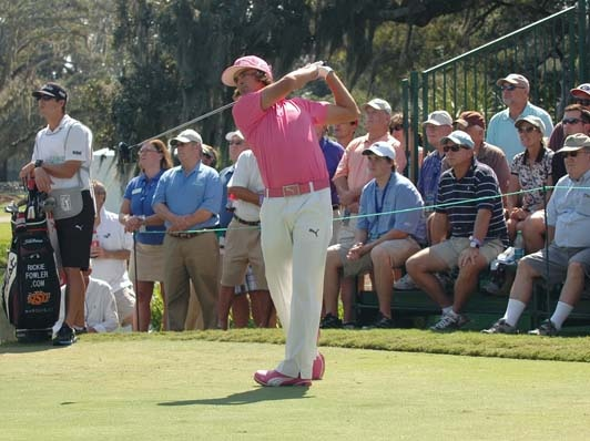 Rickie Fowler: Golf Club, Photo