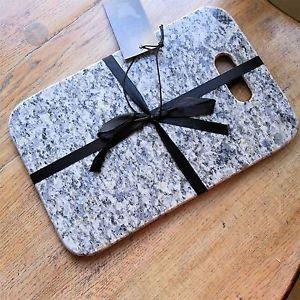 Polished Granite Cheese Chopping Board Display Kitchen Gift Natural Stone | eBay