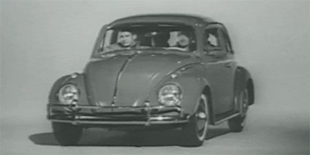 Five Great VW Ads From the Golden Age of the Beetle