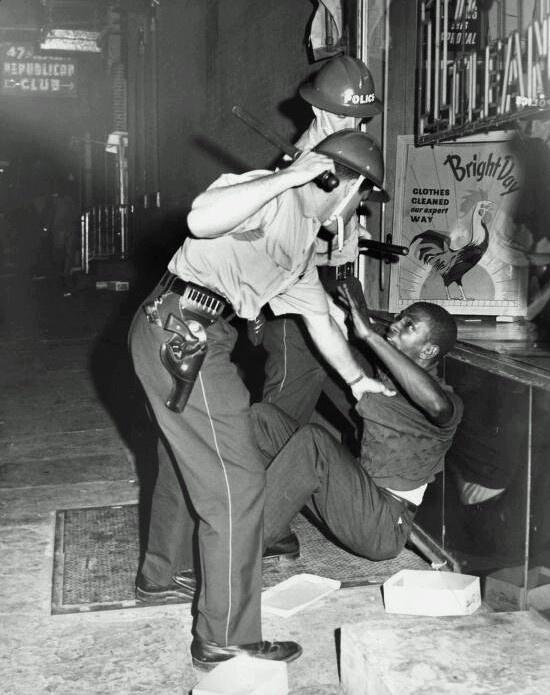 Race Riots in Philadelphia 1964 on Columbia Ave,  North Philadelphia