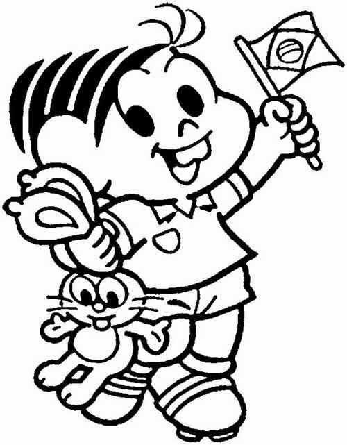NavegaçãoPor que a Mônica faz tanto sucesso? + Desenhos paraPintarA história de sucesso da Mônica nos quadrinhosCebolinha e Mônica: uma história de amorA Mônica já é uma personagem idosa, velha conhecida de pais, filhos e até avôs. Surgiu pela primeira vez em quadrinhos em 1963. Seu criador, o cartunista Maurício de Souza, jamais poderia imaginar …