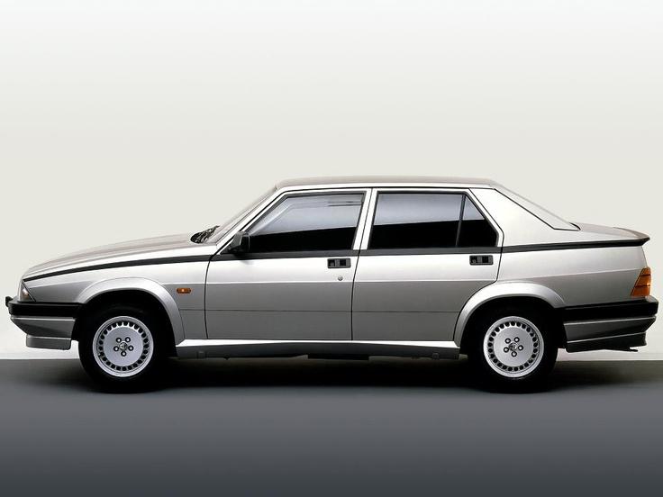 Alfa Romeo 75 TS