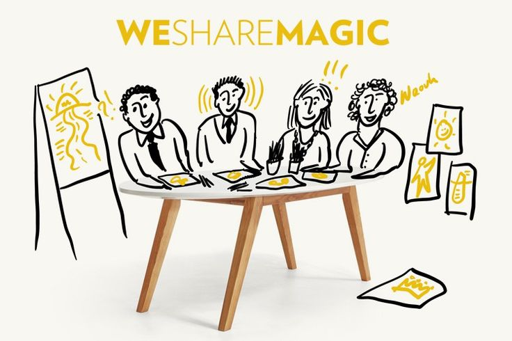 Grâce à l'apprentissage de la pensée visuelle, vos équipes s'initient au langage visuel tout en répondant aux défis rencontrées dans leur quotidien : gestion du temps et de l'énergie, organisation et t délégation, entrain et motivation, efficacité et plaisir au travail…