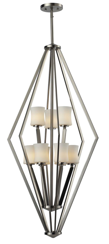 256 best lighting images on pinterest pendant lamp pendant nine light foyer light arubaitofo Choice Image