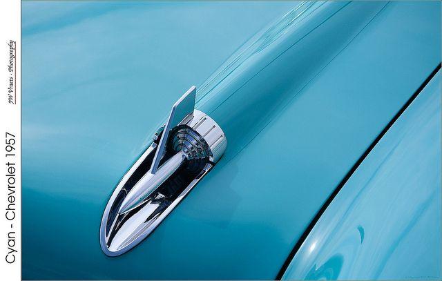 Cyan – Chevrolet 1957   Flickr: Intercambio de fotos