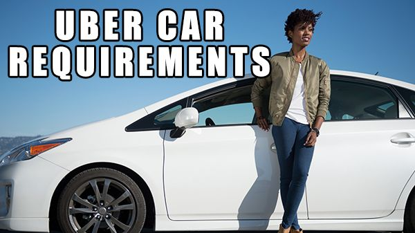 A close look into the Uber car requirements needed to drive your personal car for cash. Details about the UberX and Uber black car service too.