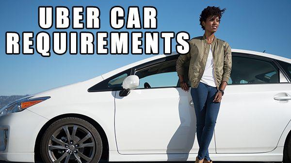 UberX car requirements