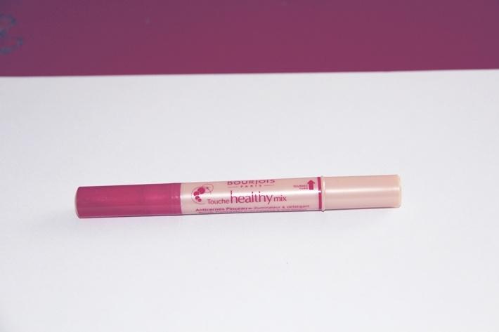 Bourjois Illuminating Brush Concealer Touche Healthy Mix