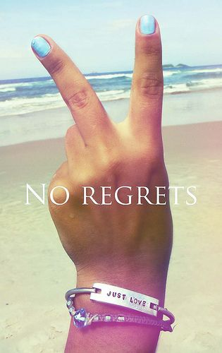 Just Love: Beaches Holidays, No Regrets, Life A Beaches, Life Lessons, Summertime Fun, Noregret, Summer Girls, Love Sayings, Quotes About Life