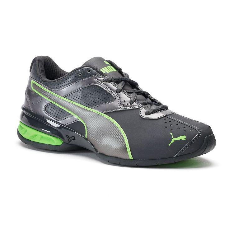 PUMA Tazon 6 SL Jr. Boys' Running Shoes, Size: 5.5, Grey Other