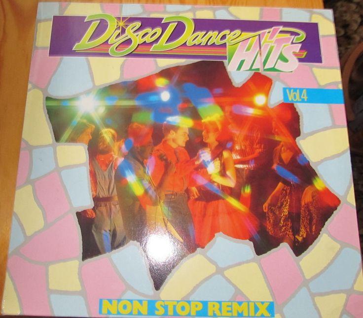 DISCO DANCE HITS NON STOP REMIX Vol. 4