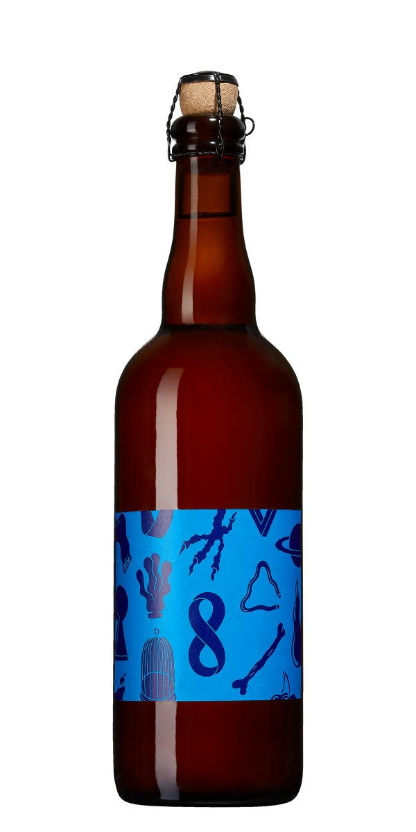 Okej lite fusk, men stockholmsbryggeriet Omnipollo brygger faktiskt denna öl på belgiska De Proef. Bland annat använder de champagnejäst i produktionen.