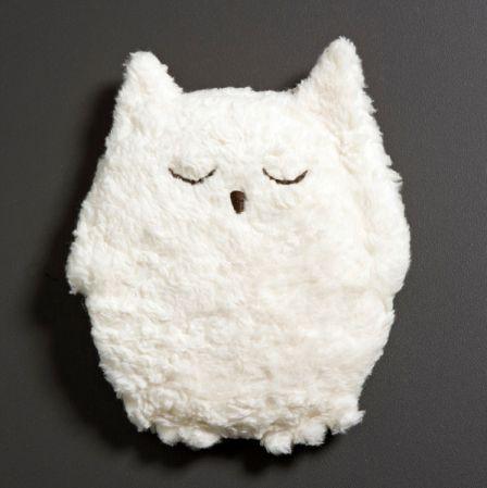 Oh la jolie bouillotte hibou !! / Hot tank owl