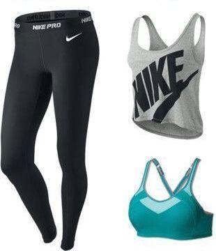 Like This Black Nike Legging