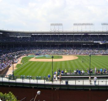 TwoBucks gets a Cubs Rooftop Ticket for $69, from Lakeview Baseball Club. Normally up to $159 or more. Includes unlimited food & drink