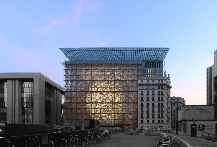Gallery of European Council and Council of the European Union / Samyn and Partners - 21