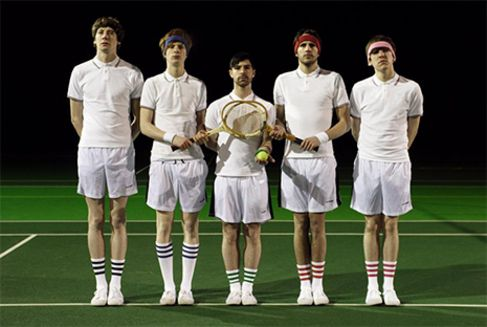 best band+outfit ever #foals