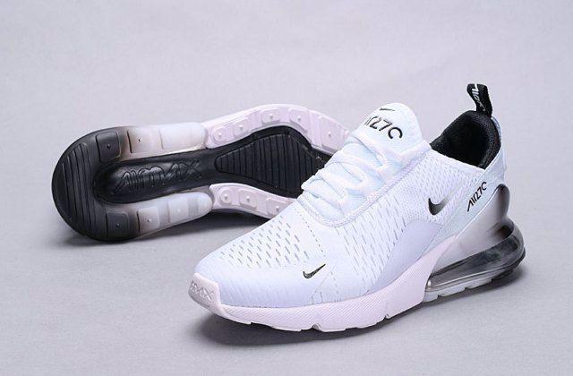 Nike Air Max 270 Weiss Schwarz Spectrum Ah8050 101 Herren Damen Laufschuhe Ah8050 101b Colorful Ph In 2020 Nike Shoes Air Max White Nike Shoes Nike Running Shoes Women