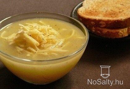Francia hagymaleves Oli konyhájából  http://www.nosalty.hu/recept/francia-hagymaleves