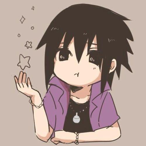 Road To Ninja Sasuke   We Heart It #sasuke #chibi #uchiha