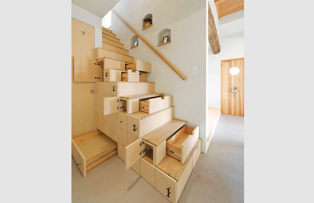 15 Creative Ways To Save Space In Your Home. These Ideas Are Brilliant! « ArchitecturePlanet
