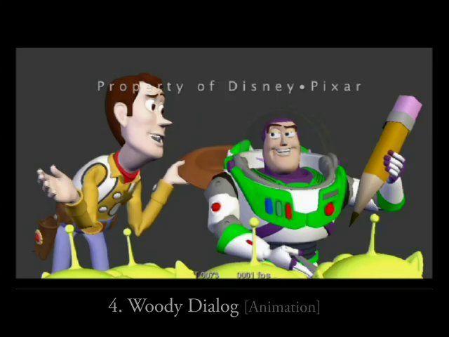 Tomas Jech animation demo reel