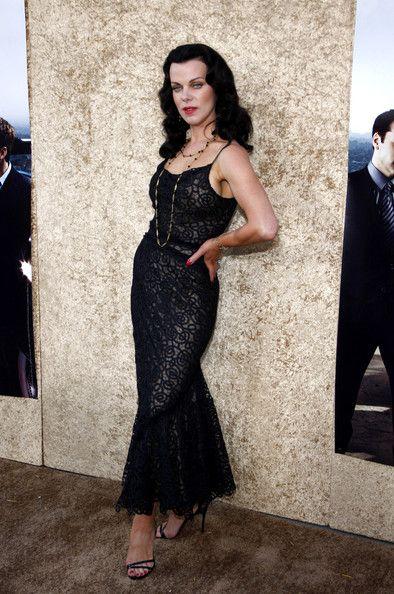 "Debi Mazar Hot | Debi Mazar at the Season 7 premiere of ""Entourage"" held at the ..."