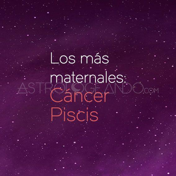 #Cáncer #Piscis #Astrología #Zodiaco #Astrologeando astrologeando.com