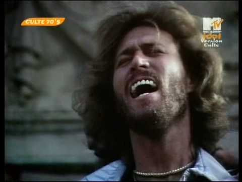 Bee Gees, Staying alive. Barry Gibb was fine as hell!! With them tight ass, white pants on, lmao. #YASSS!