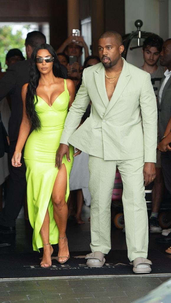 Neon Trend Kim Kardashian Kim Kardashian And Kanye Young Kim Kardashian Kim Kardashian Bikini