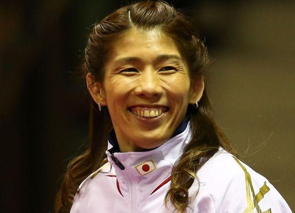 吉田沙保里、長谷部誠に胸キュン?…女子レスリングの練習見学「迫力あって興味深かった」