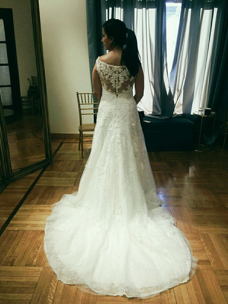 Vestito da sposa di Le spose di Milano Rosa Clarà