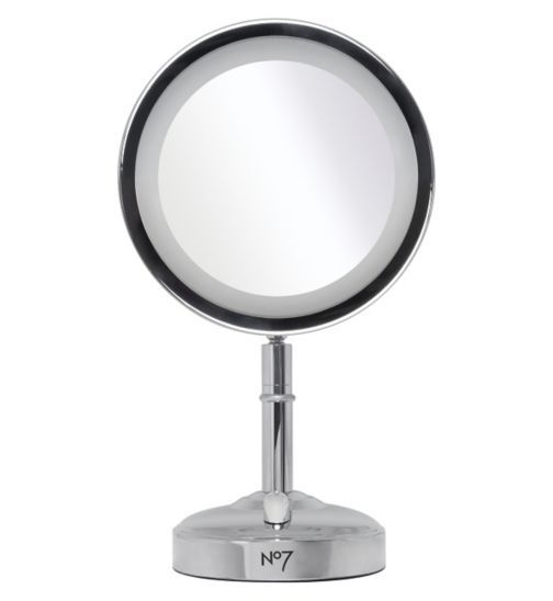 No7 2014 Illuminated Make Up Mirror - Exclusive to Boots