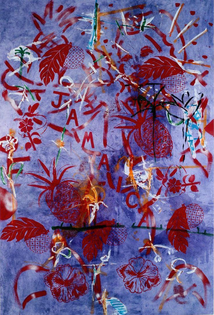 Stefan Szczesny, Limbo Time, 250 x 170 cm
