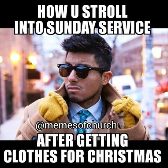 Everyone Loves Funny Church Memes On Sunday You can definitely agree with these when you've been to Church.