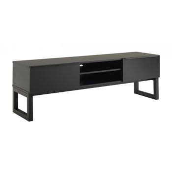 Ovio meuble tv anthracite d coration pinterest tvs for Meuble tv wayne
