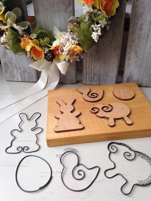 Tutorial DIY Wire Jewelry Image Description Drátovací FORMA - SADA pro tvoření 4 velik.OZDŮBEK