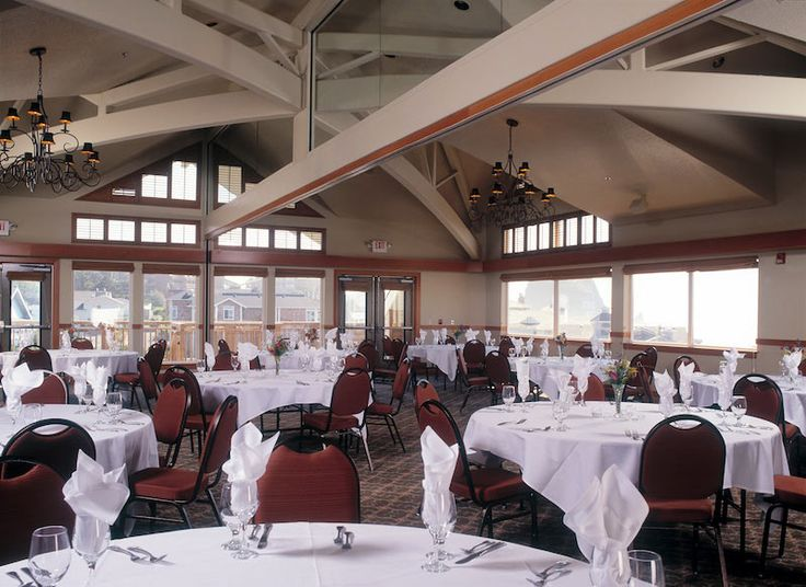 Surfsand Ballroom Cannon Beach Wedding Facilities Resort From Portland