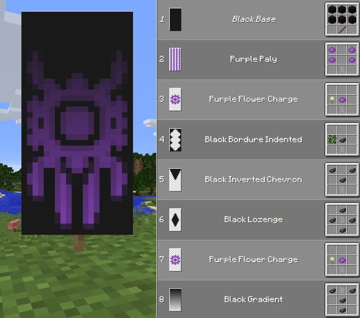 Dreamcatcher Banner In Minecraft