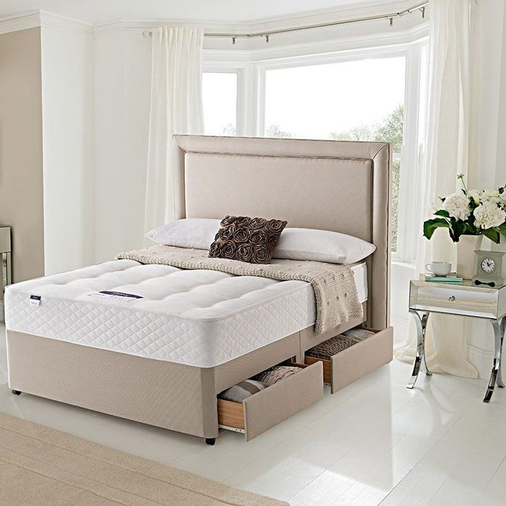 17 Best Ideas About King Size Divan Bed On Pinterest Small Double Divan Beds Double Divan Bed