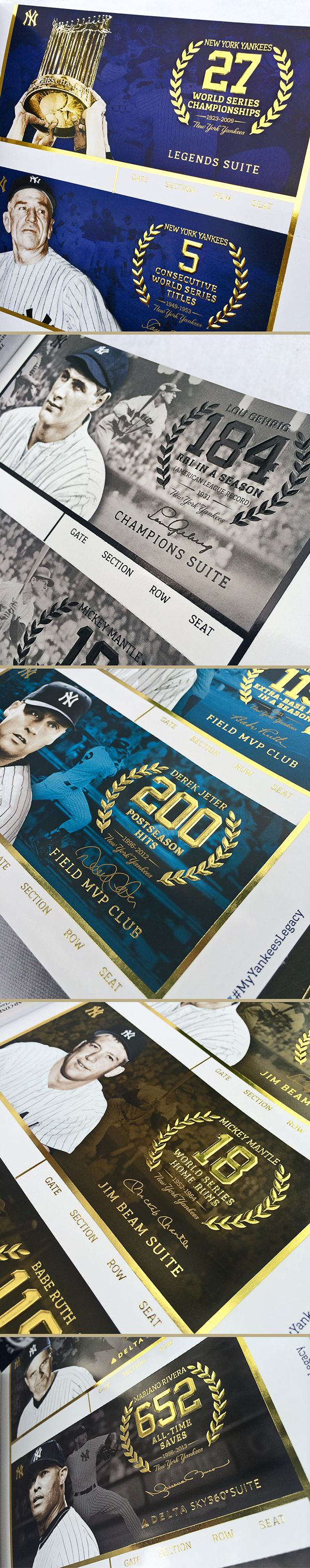 ~Gift For The Ultimate New York Yankee Fan: VIP Tickets To New York Yankees Premium Suites | House of Beccaria