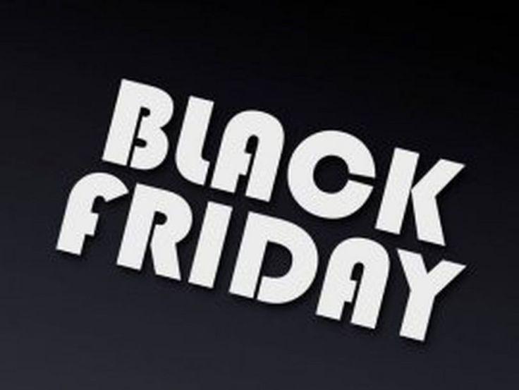 Black Friday Wallpaper Wide