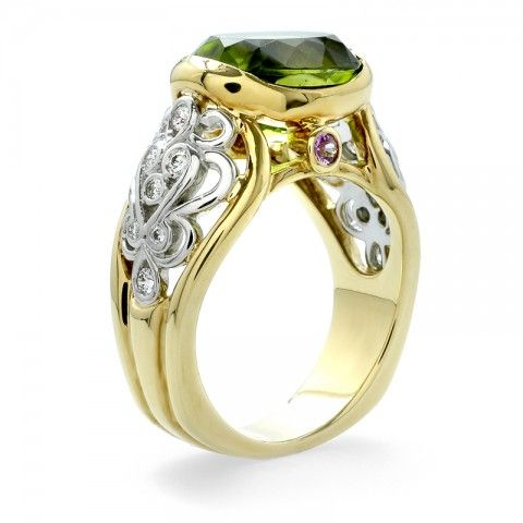 Peridot Ring (absolutely gorgeous).
