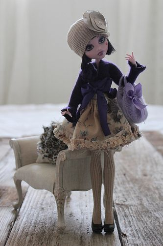 Monster High in Taylor Couture #doll #monsterhigh