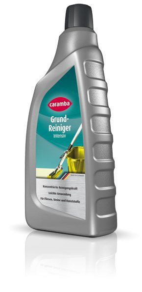 Caramba Grundreiniger für die Universalreinigung - Der flüssige Universalreiniger eignet sich ideal für fast alle glatten Oberflächen, ist sehr effizient und dennoch schonend zu Mensch und Material. Mit dem Grundreiniger haben Sie im Bereich Hausputz auf jeden Fall schon einmal eine Sorge weniger.