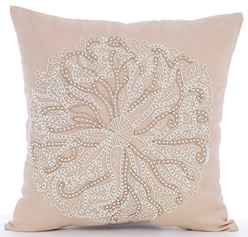 Sea Urchin - 14x14 inches Square Decorative Throw Pillow ... https://www.amazon.com/dp/B016H8U67K/ref=cm_sw_r_pi_dp_x_OglFybR6ST90J