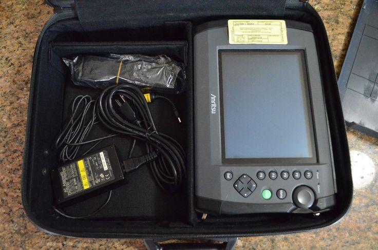 Anritsu MW9076K OTDR w/ Power Adapter, Case, Manual, Battery, Tested & Working! | eBay