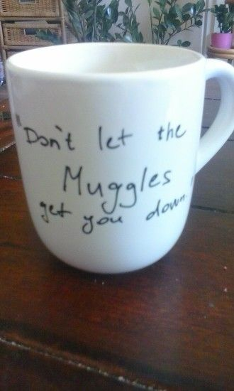 """""""Ne hagyd, hogy a muglik kikészítsenek!"""" (Harry Potter és az azkabani fogoly)"""